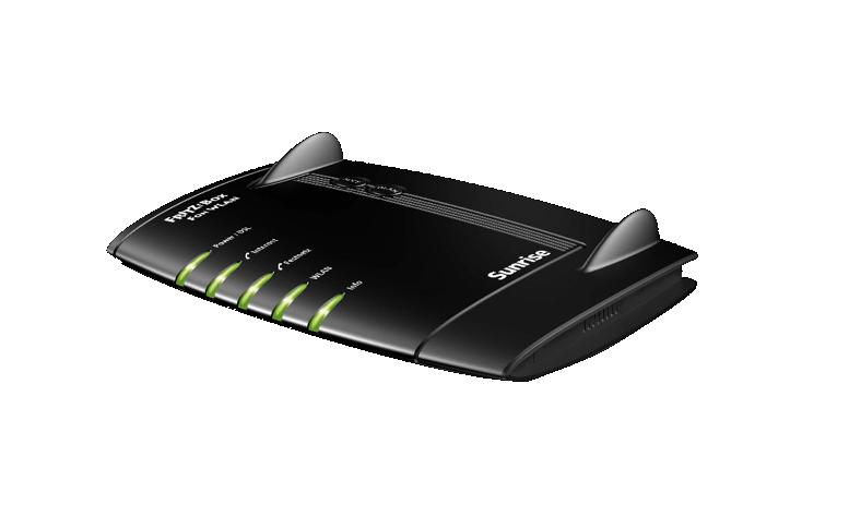 AVM FRITZBox 7390 Wireless DSL VDSL Router 300 Mbps 4-Port International Modem