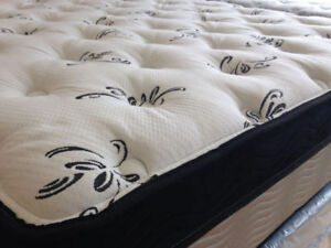 High End Mattress From Staging Saay 11am 1pm