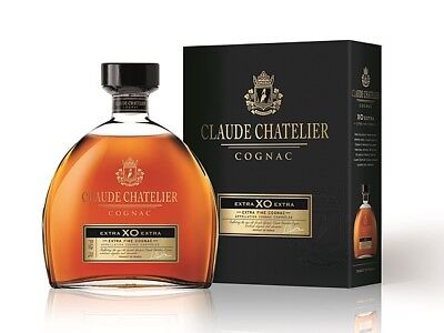 Cognac Claude Chatelier XO Extra   +++ NEW EDITION +++