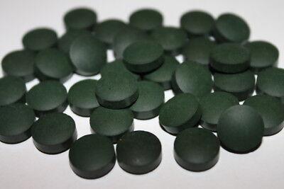 1kg Chlorella Tabletten, Presslinge ohne Zusätze, 100% rein, beste Qualität