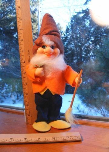 Vintage Pixie Elf Doll EBay