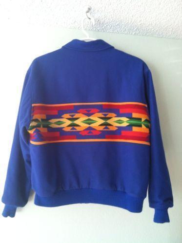 Pendleton Navajo Jacket EBay