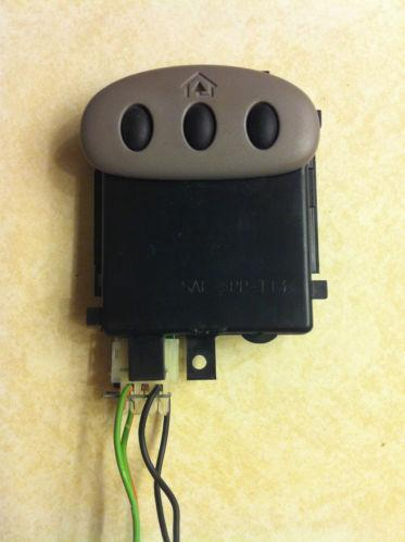 Homelink Transmitter Interior EBay