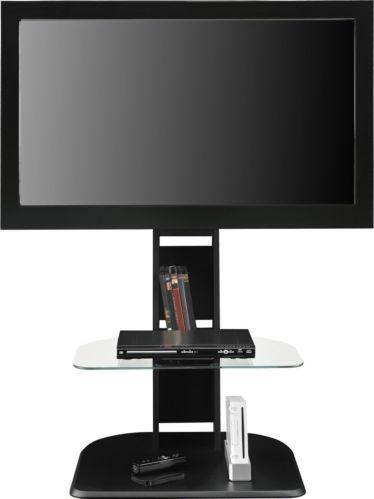 Flat Screen TV Stand Glass EBay