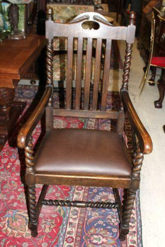 Barley Twist Chair Ebay