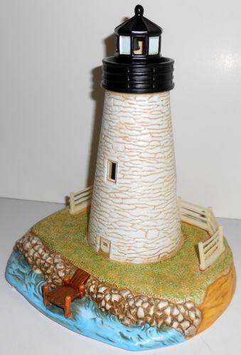 Lefton Lighthouse Lamp EBay