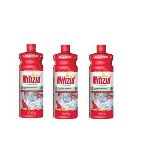 Dr. Schnell Milizid Citro 3 x 1 Liter
