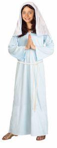 Childrens Biblical Mary Halloween Costume