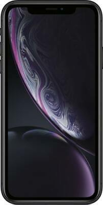 Apple iPhone XR 64GB 6.1/15,49cm Negro Nuevo 2 Años Garantía