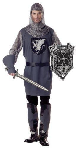 Knight Costume EBay
