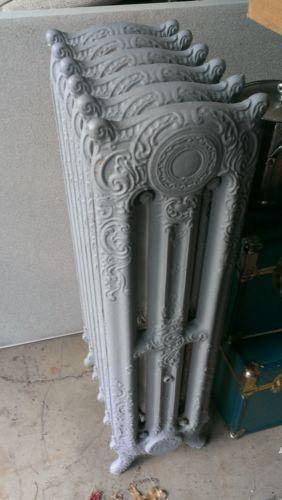 Antique Cast Iron Radiator EBay