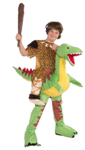Boys Dinosaur Rider Halloween Costume