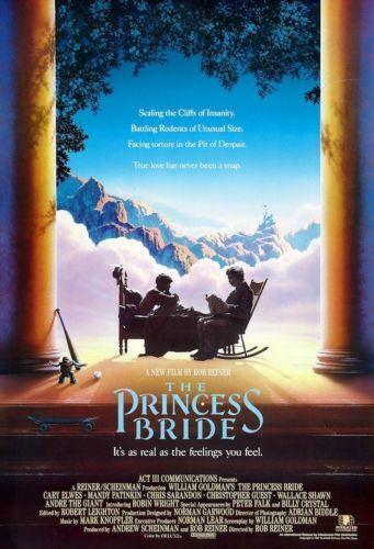 Princess Bride Poster Ebay