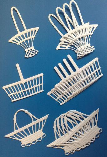 Basket Die Cuts EBay