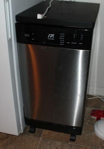 Used Portable Dishwasher EBay