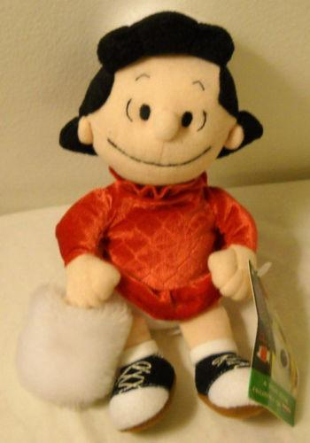 Peanuts Lucy Plush EBay