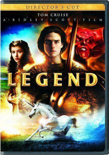 Legend DVD Tom Cruise | eBay