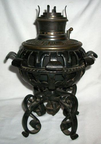 Antique Bradley Hubbard Lamps EBay