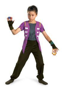 Bakugan Battle Brawlers Shun Boys Halloween Costumes