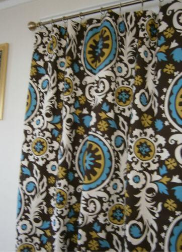 Suzani Curtains EBay