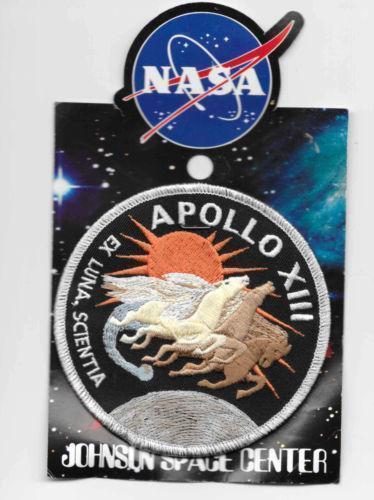 Apollo 13 Patch eBay