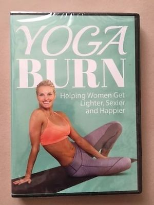 Yoga Burn,Helping Woman Get Lighter,Sexier,and Happier (Physical Delivery)