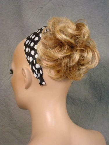 Blonde Curly Ponytail Hair Extensions EBay
