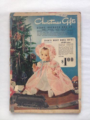 Sears Christmas Catalog EBay