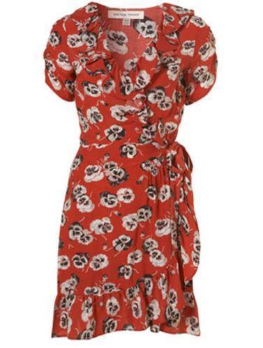 TOPSHOP Kate Moss Poppy Dress EBay