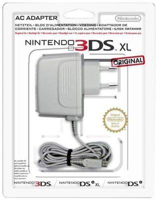 Original Nintendo 3DS 2DS DSi XL Netzteil Ladekabel AC Power Adapter DHL Paket