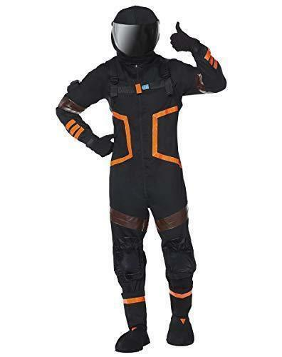 Fortnite Dark Voyager  Halloween Spirit Costume IN HAND FAST SHIP Adult large