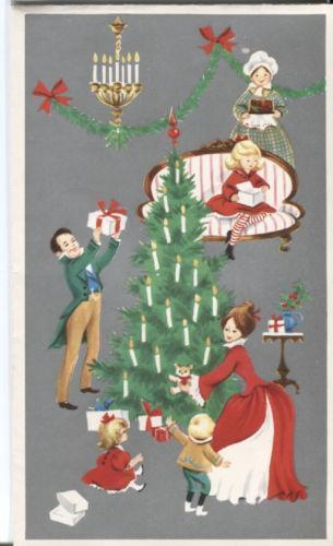 Victorian Christmas Cards EBay