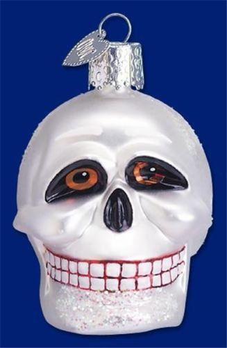 Skull Christmas Ornament EBay