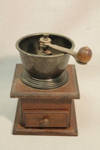 Vintage Antique Coffee Grinder EBay
