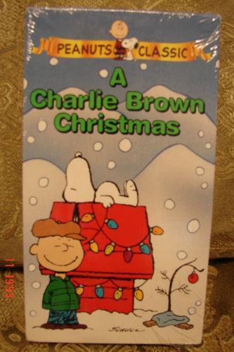 Charlie Brown VHS EBay