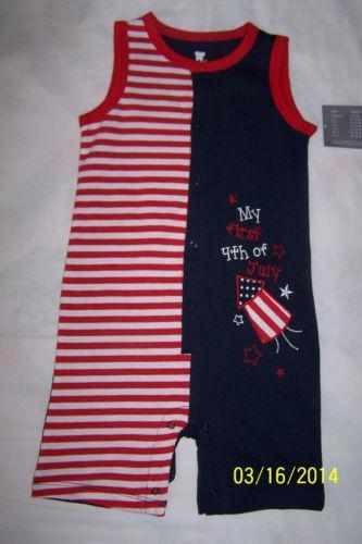 4th Of July Baby Clothes EBay