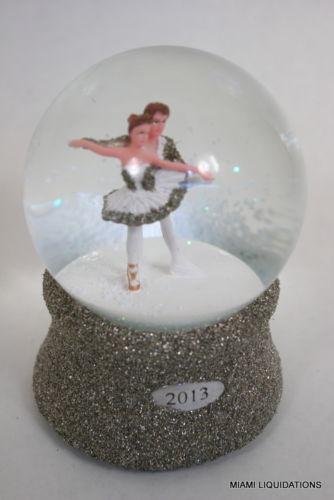 Musical Christmas Snow Globes EBay