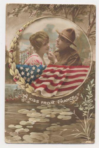Vintage Military Postcards EBay