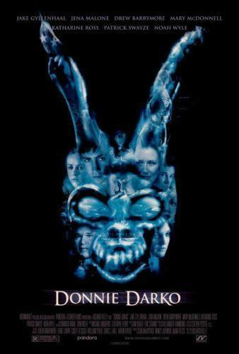 Image result for donnie darko movie poster