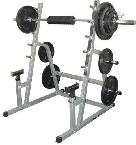 Squat Rack Ebay
