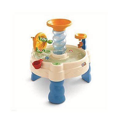 Little Tikes Spiralin' Seas Water park Play Table NEW * Waterpark Toy Summer Fun