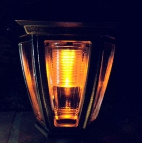 Outdoor Solar Lights Amber | eBay on Amber Outdoor Living id=30445