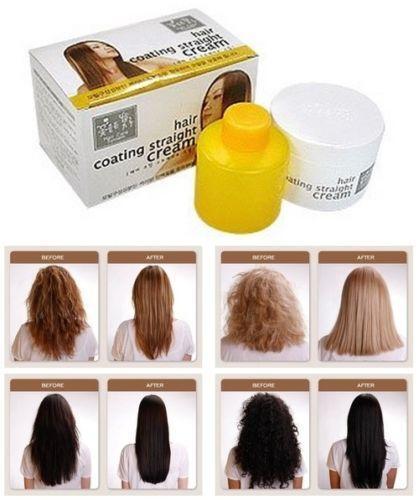 Permanent Hair Straightening Cream EBay