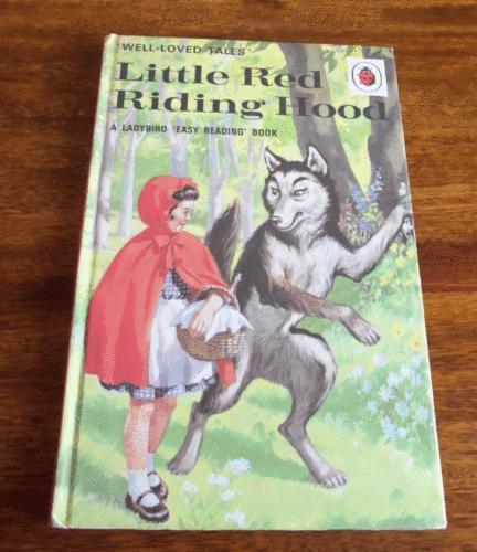 Little Red Riding Hood Book EBay