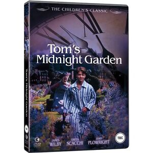 Tom's Midnight Garden - DVD NEW & SEALED - Nigel Le ...