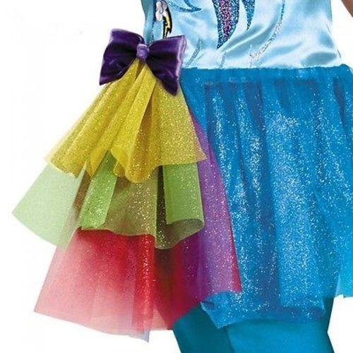 Disguise My Little Pony Mlp Rainbow Dash Classic Girls Halloween Costume 74766 2