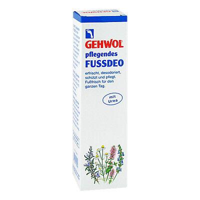 GEHWOL pflegendes Fussdeo Pumpspray 150ml PZN 03428046