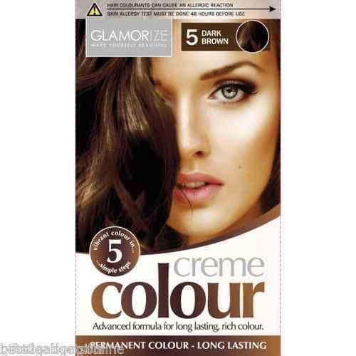 Dark Brown Hair Dye EBay