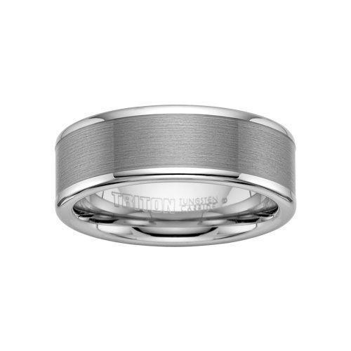 Triton Tungsten Jewelry Amp Watches EBay