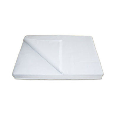 12,5 kg weiße Packseide, 50x75cm, Packpapier, Seidenpapier